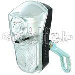 Velotech első lámpa elemes 1 LED hosszú