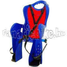 HTP Elibas gyerekülés csomagtartóra kék