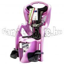 Bellelli Pepe Standard adapteres gyerekülés pink