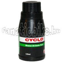 Weldtite fékfolyadék ásványi olaj 125ml