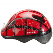Bikefun Ducky fejvédő XS 44-48cm piros