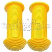 Gyerekkerékpár markolat sárga