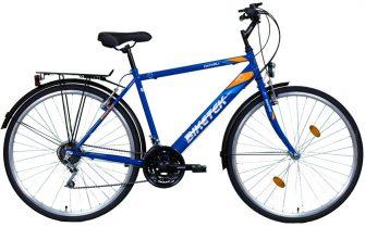 Koliken Maxwell trekking férfi kerékpár grafit-kék