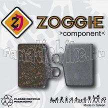 Zoggie BFZ64 fékbetét tárcsafékhez, rugóval