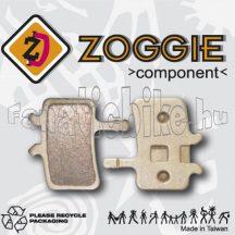 Zoggie BFZ70 fékbetét tárcsafékhez, rugóval
