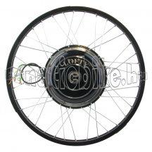 Hátsó kerék elektromos kerékpárhoz 48Volt acél