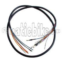 8 eres kábel vezérlő-től motorig