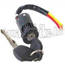 Zárkészlet elektromos kerékpárhoz (26mm)