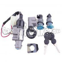 Zárkészlet elektromos kerékpárhoz (21mm/2)