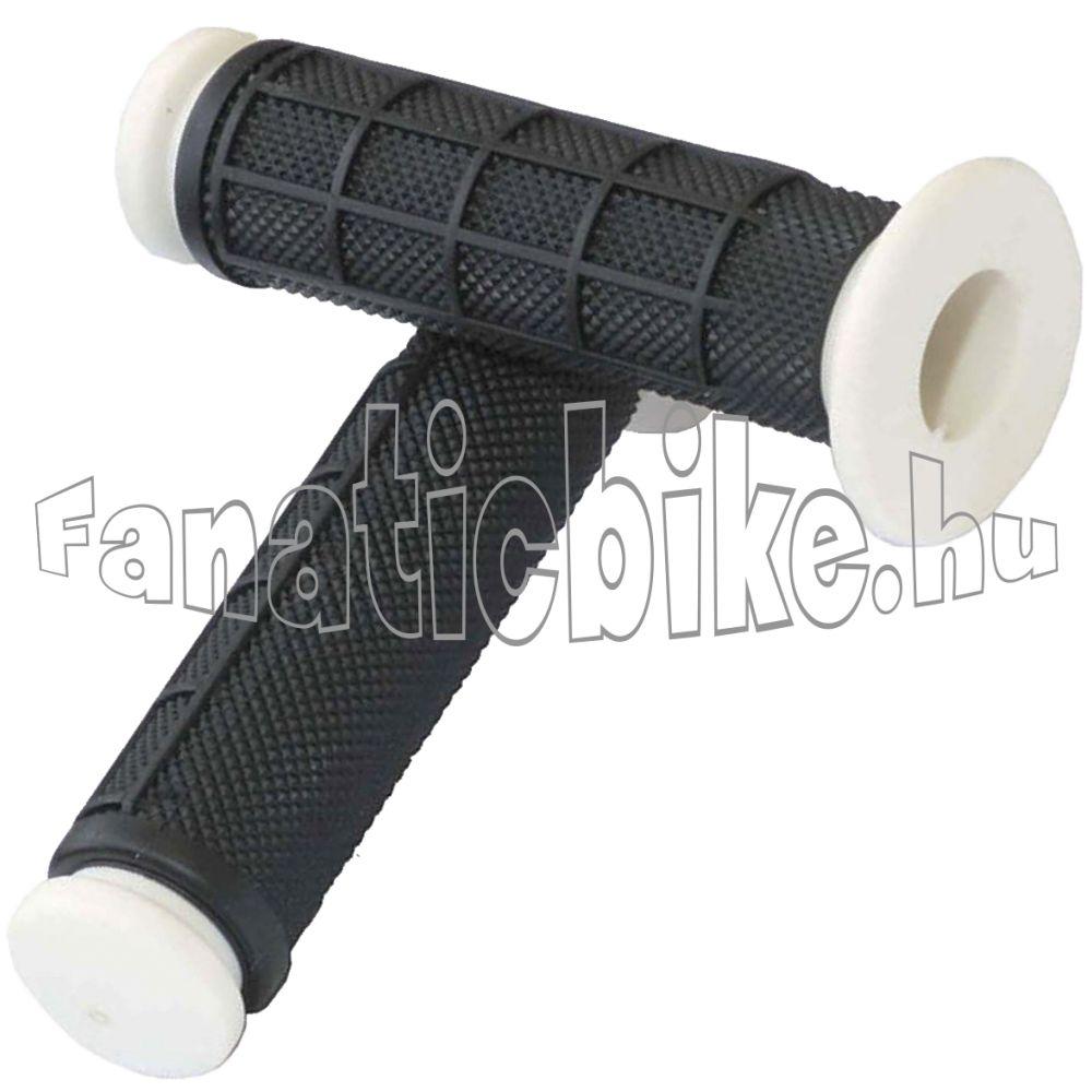 Bikefun Flange Kraton markolat 125mm fekete-fehér