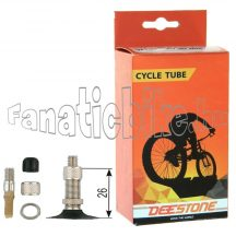 Deestone 700x25-32C tömlő DV 26mm