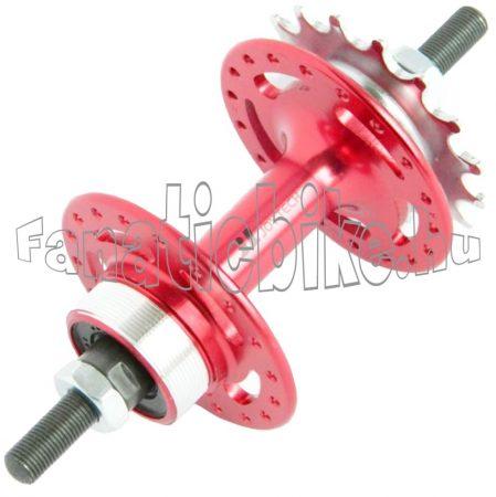 Joytech Fixi hátsó kerékagy piros