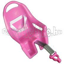 Nagy babaülés műanyag rózsaszín