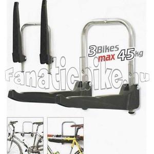 Peruzzo Marte fali tároló 3 kerékpárhoz