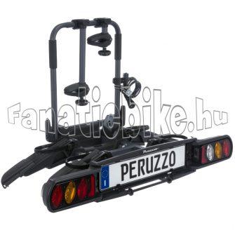 Peruzzo Pure 2 Lock kerékpár szállító vonóhorogra