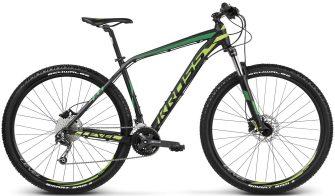 """Kross Level 4.0 black green/dark green matte (29"""")"""