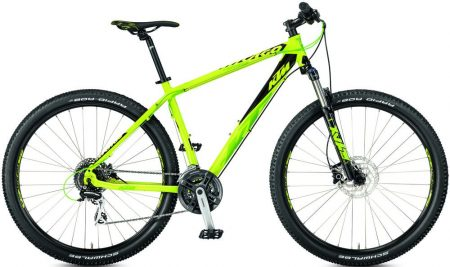 KTM Chicago 29.24 Disc H neonyellow (black+green) 2017