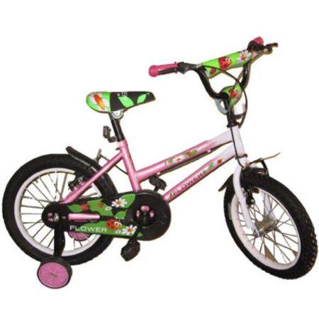 """Polymobil flower 12"""" kerékpár"""