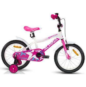 """ALPINA Starter 16"""" pink"""
