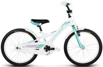 "Kross Ella 20"" white-turquoise-violet glossy"