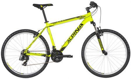 """ALPINA ECO M20 26"""" XS (39,4cm) Neon Lime"""