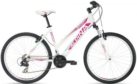 "Alpina Eco LM white-violet 18"""
