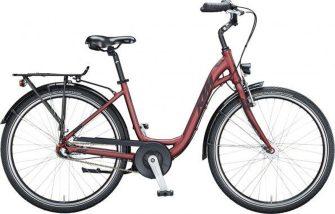 """KTM CITY FUN 28"""" 2020 női City Kerékpár"""