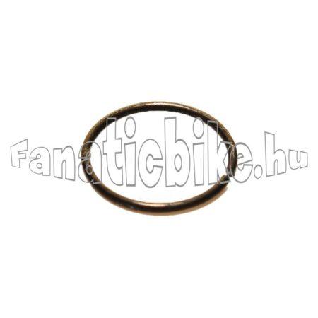 Rugógyűrű kicsi, körmös fejrészhez