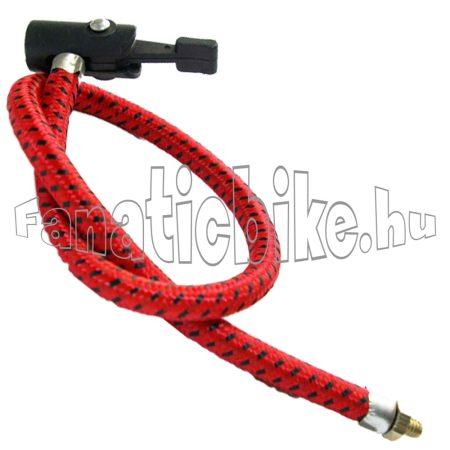 Sürümenetes pumpatömlő autóspumpához (menet: 6x1,0mm)