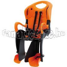 Bellelli Tiger Relax adapteres dönthetőtámlás gyermekülés narancs-fekete