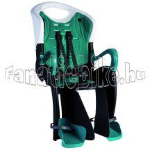 Bellelli Tiger Relax adapteres dönthetőtámlás gyermekülés fehér-türkiz