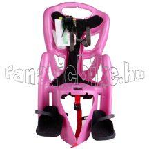 Bellelli Pepe clamp gyerekülés pink