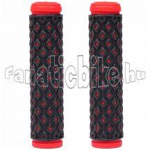 Csepel Wak kétkomponensű markolat fekete-piros