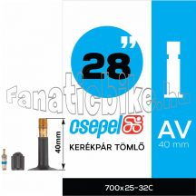 Csepel 700X25-32C AV 40mm