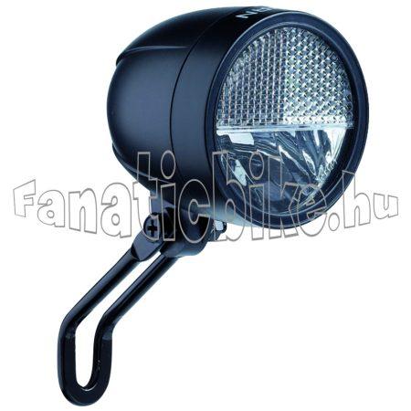 Urban 1 ledes 20 lux agydinamós első lámpa fekete