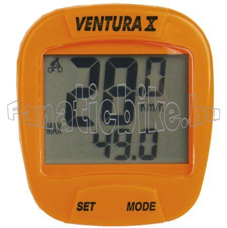 Ventura 10 funkciós computer narancs