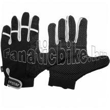 Ventura kesztyű hosszú ujjú XL fekete-piros