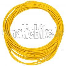 Teflonos bowdenház 5mm sárga