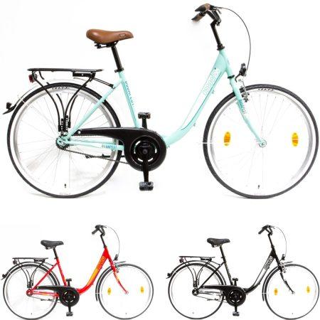 """Csepel Budapest B 28"""" N3 agyváltós kerékpár"""