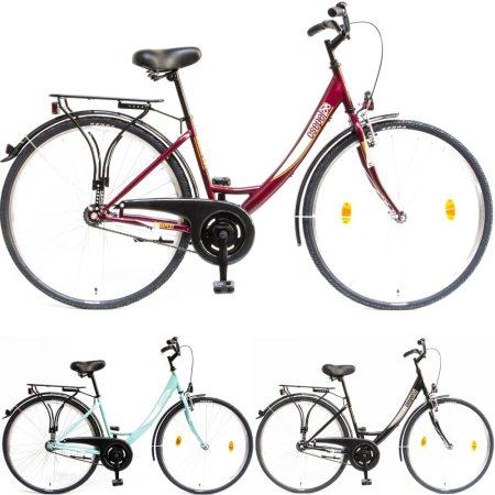 """Csepel Budapest A 26"""" kontrafékes kerékpár"""