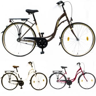 """Csepel Velence 28"""" kontrafékes kerékpár"""