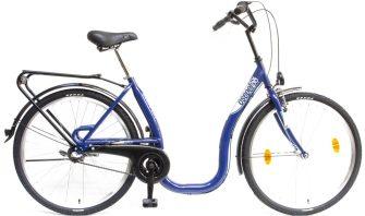 """Csepel Budapest C 26"""" N3 agyváltós kerékpár kék"""