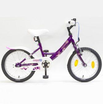 """Csepel Lily 16"""" GR kerékpár lila"""