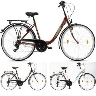 """Csepel Budapest B 28"""" 7 sebességes kerékpár"""