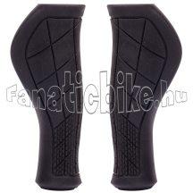 Bike + ergonomic 137mm tenyértámaszos markolat fekete