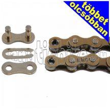 KMC Z-410 1 sebességes 112 tagú lánc + patentszem