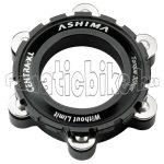 Féktárcsa adapter centerlock XL/6 csavaros 15/20mm tengelyhez ASHIMA