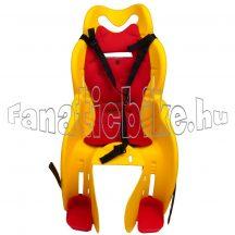 Gyerekülés hátsó csomagtartóra SANBAS sárga