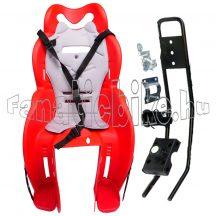 Gyerekülés hátsó adapteres SANBAS piros