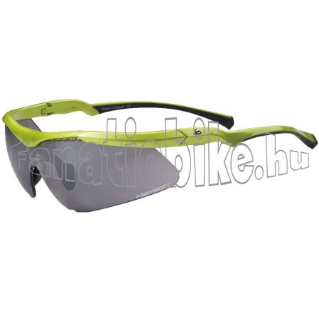 Merida szemüveg fényes zöld, szürke lencse